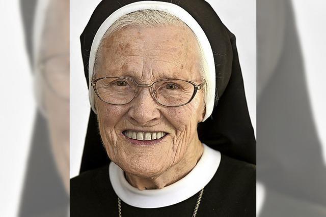 """Schwester Kuniberta: """"Alte Kamellen wärme ich nicht wieder auf"""""""