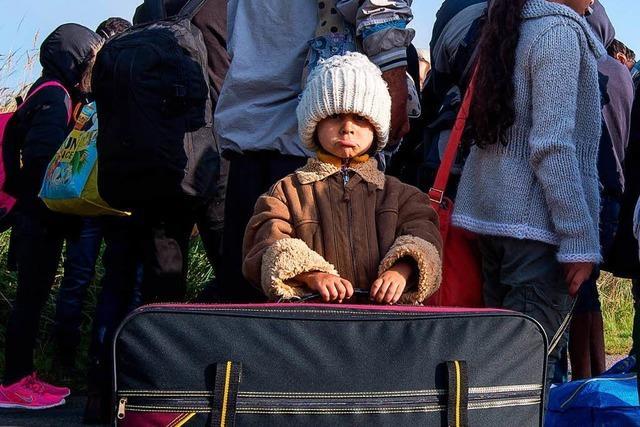 So soll der Familiennachzug für Flüchtlinge geregelt werden