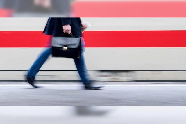 Fahrgastrekord bei Bahn und Bus