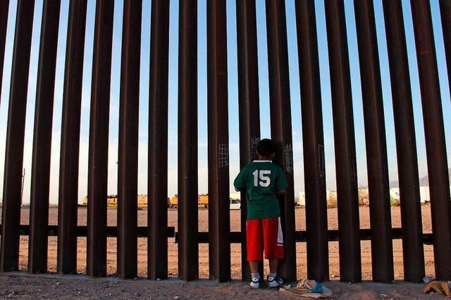 Trump ordnet Entsendung der Nationalgarde zur Grenze zu Mexiko an