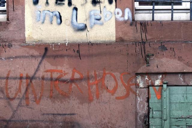 Freiburg geht in eine neue Runde im Kampf gegen illegale Graffiti