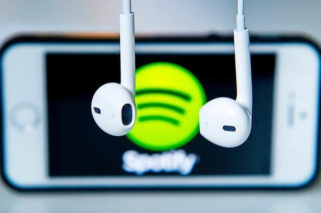 Warum verdient Spotify nicht genug Geld?