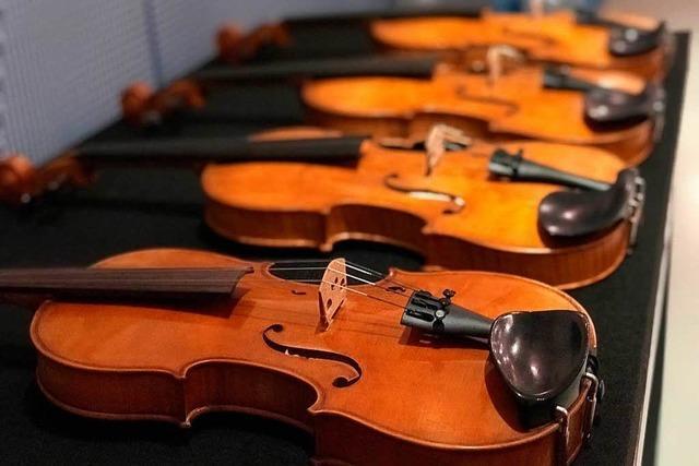 Warum sind Geigen unterschiedlich teuer?