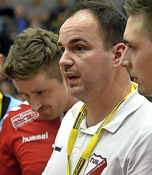 Trainer Nico Baumann   | Foto: wk