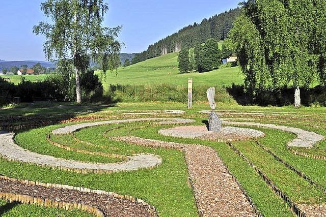 Lebensweg als Auferstehungsweg. in Titisee-Neustadt