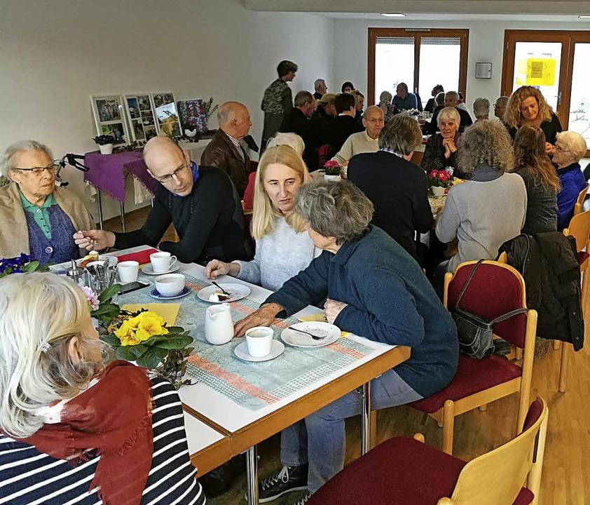 Café mittendrin:  Begegnung rund ums Thema Demenz   | Foto: WG mittendrin