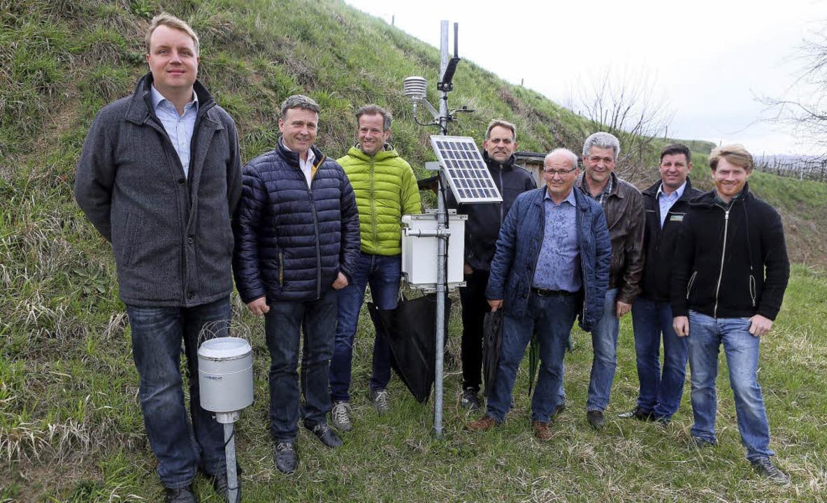 Verlässliche Daten über das aktuelle W...m Raum Lahr von der neuen Messstation.  | Foto: CHRISTOPH BREITHAUPT