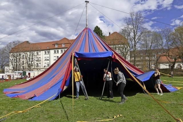 Zirkus und mehr – von A bis Z in Eigenregie