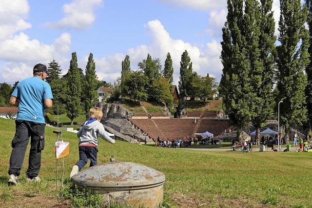 So entwickelt die Römerstadt Augusta Raurica immer neue Zugänge für die Besucher