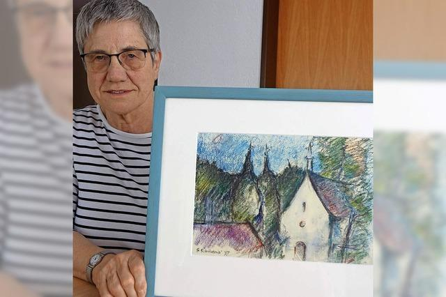 Ein Gemälde für St. Georg