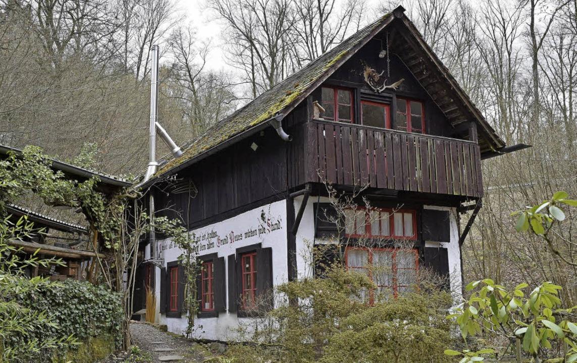 In der Zähringer Mühle war lange nix l... nun ist dort ein Atelier eingezogen.   | Foto: Thomas Kunz