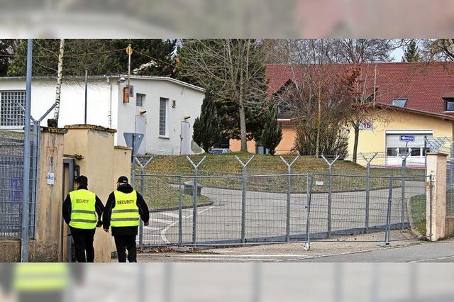 Asyl-Tumulte beschäftigen die Polizei
