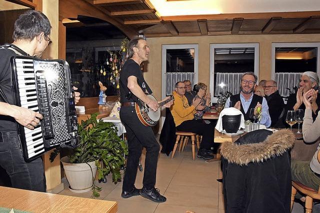 Irische Musik hat in Höchenschwand eine Heimat