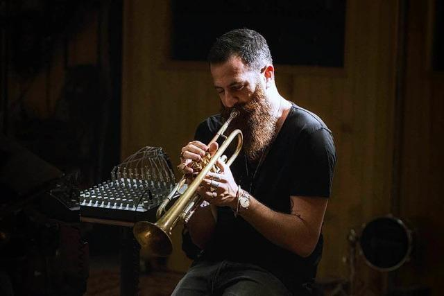 Der israelische Trompeter Avishai Cohen zu Gast in Freiburg