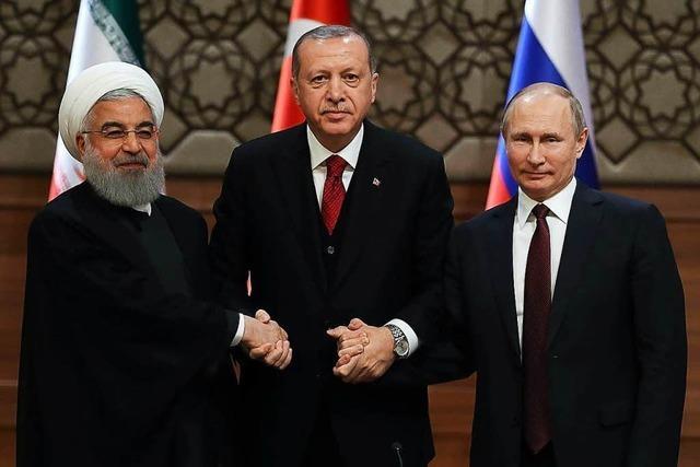 Die Türkei entführt Gülen-Anhänger – Erdogan eifert Putin nach