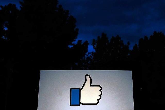Fast 90 Prozent der Deutschen vertrauen Facebook nicht