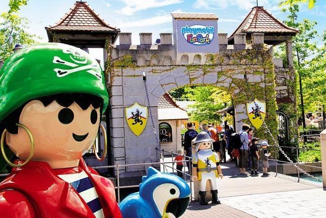 BZ-Card-Kurzurlaub in Nürnberg mit Playmobil-Funpark