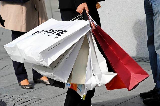 Südbadischer Einzelhandel wächst – aber nicht so stark