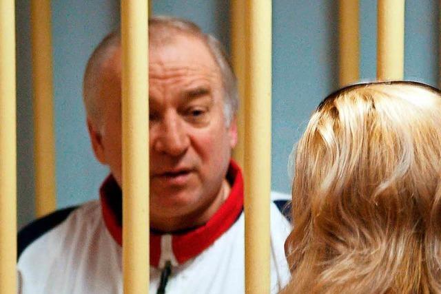 Ärzte: Ex-Spion Sergej Skripal geht es deutlich besser