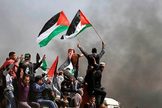 Hamas-Ministerium: Palästinenser von israelischer Armee getötet