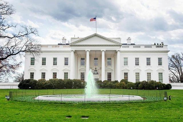 USA verhängen Sanktionen gegen russische Firmen und Privatpersonen