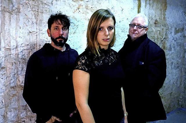 Elektronik-Trio Mutual Fields im Salmen