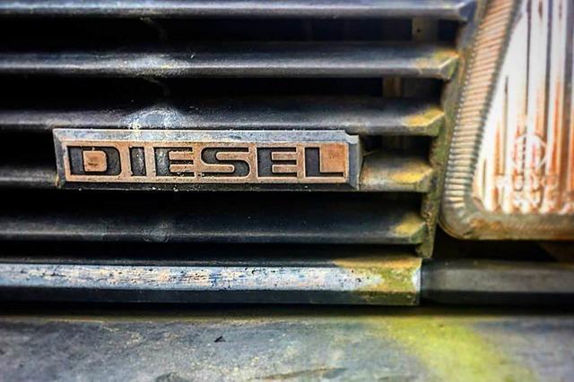 Bericht: Regierung erwägt Milliardenfonds für Diesel-Nachrüstungen