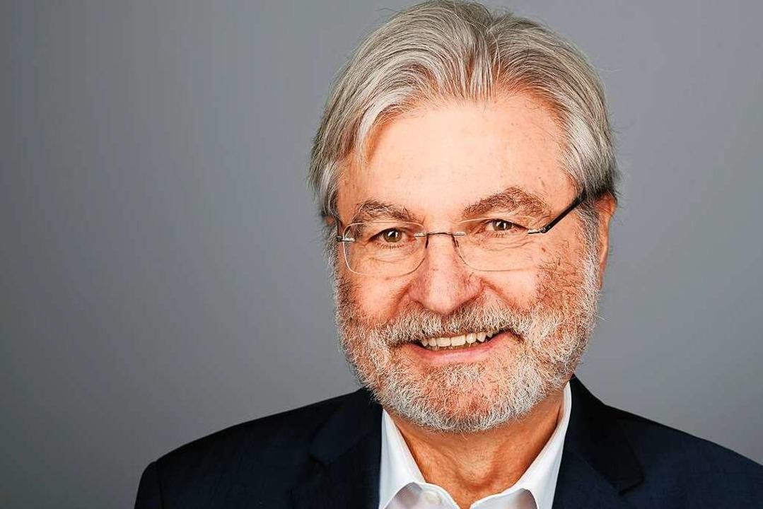 BZ-Herausgeber und Ombudsmann Thomas Hauser.  | Foto: Miroslav Dakov