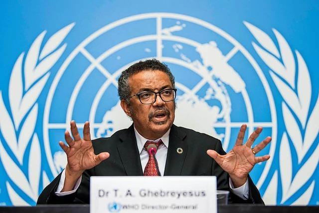70 Jahre Kampf gegen Krankheiten und Geldnot: Die WHO feiert Jubiläum