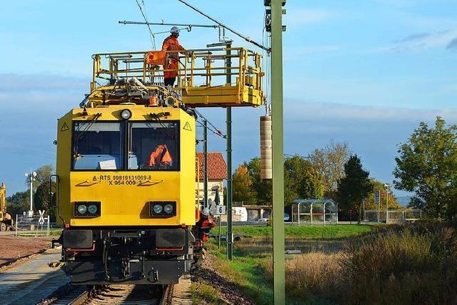 Das Land will die wichtigsten Bahnstrecken elektrifizieren – bis 2025