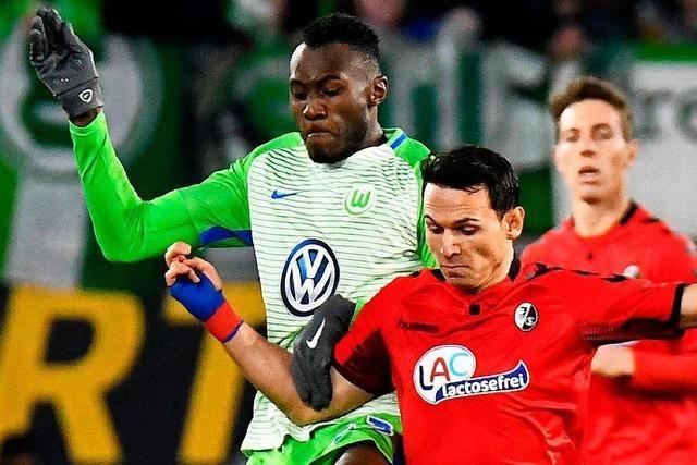 So geht der SC Freiburg in die Partie gegen den VfL Wolfsburg