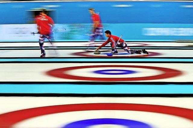 Nächster Rückschlag für deutsche Curler