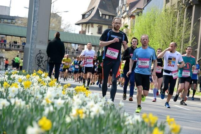 Am Sonntag wagt der Freiburg-Marathon den Neustart