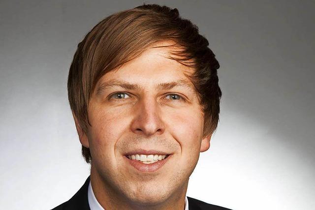 Stefan Kibiger ist neuer Sparkassen-Filialleiter in Badenweiler