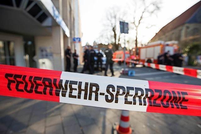 Behörden danken Menschen in Münster für ihre Hilfsbereitschaft