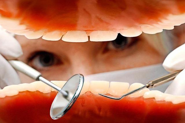 Damit der Zahnarzt nicht zu teuer wird
