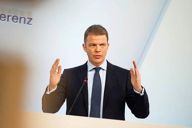 Sewing soll Chef der Deutschen Bank werden