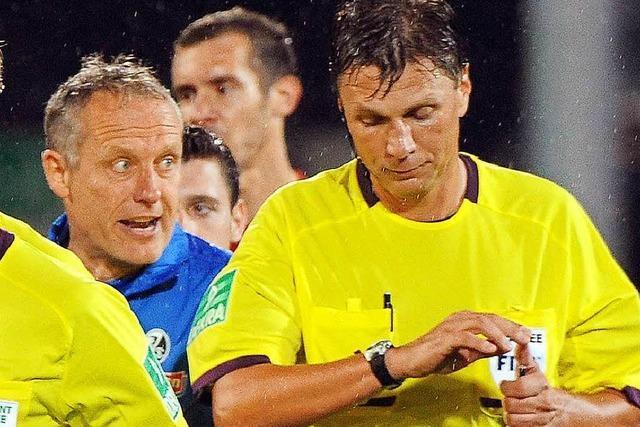 Ex-Referee Kinhöfer hält DFB-Urteil zu Petersen für