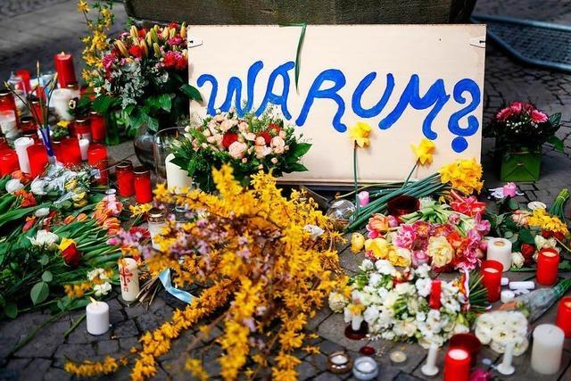 Todesfahrt in Münster: Was wir über den Täter wissen – und was nicht