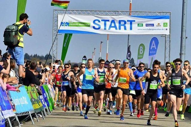Fotos: Freiburg-Marathon 2018 – Teil I der Laufbilder