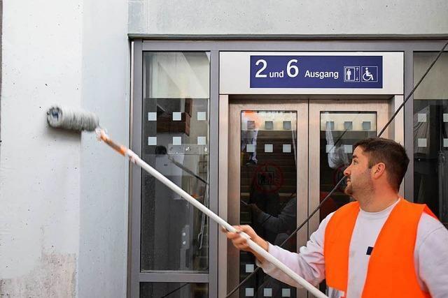 Der neue Bahnhof ist ein Glücksfall für Lahr – jetzt muss er auch genutzt werden