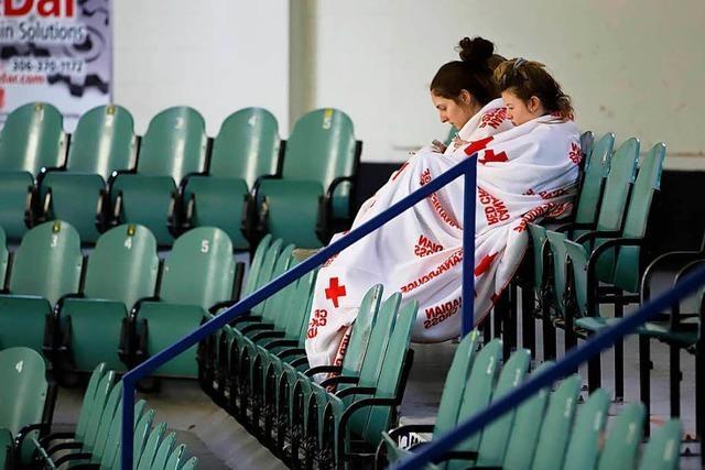 Auf dem Weg zu einem Spiel verunglückt in Kanada ein junges Eishockey-Team