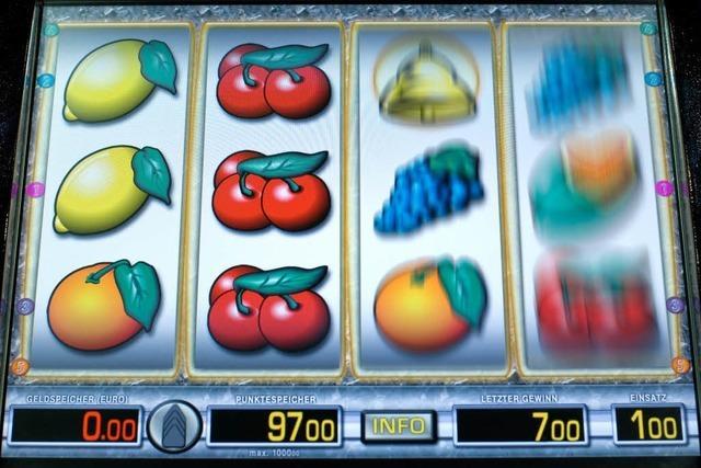 Spieler attackiert Geldautomaten in Rheinfelden