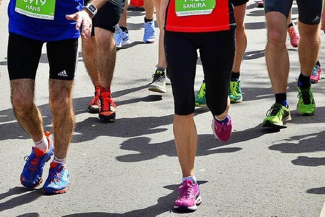 Freiburg Marathon: Vom Laufen und Schaulaufen