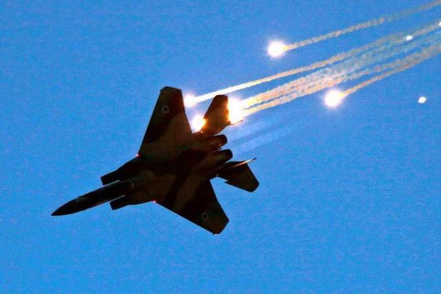 Russland und Syrien machen Israel für Angriff auf Militärflughafen verantwortlich