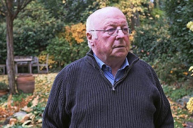 Ex-Bundesarbeitsminister Norbert Blüm: