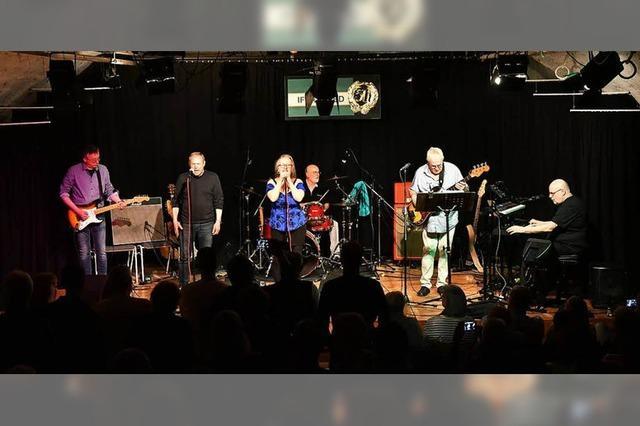 Lahrer Kultband IFE United rockt auch nach 50 Jahren Bandgeschichte