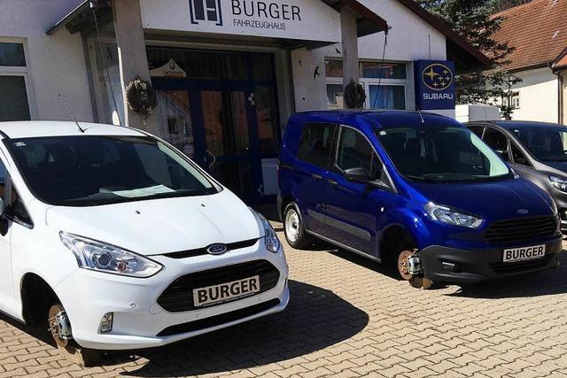Versuchter Geldautomaten-Coup mit gestohlenem Auto in Titisee