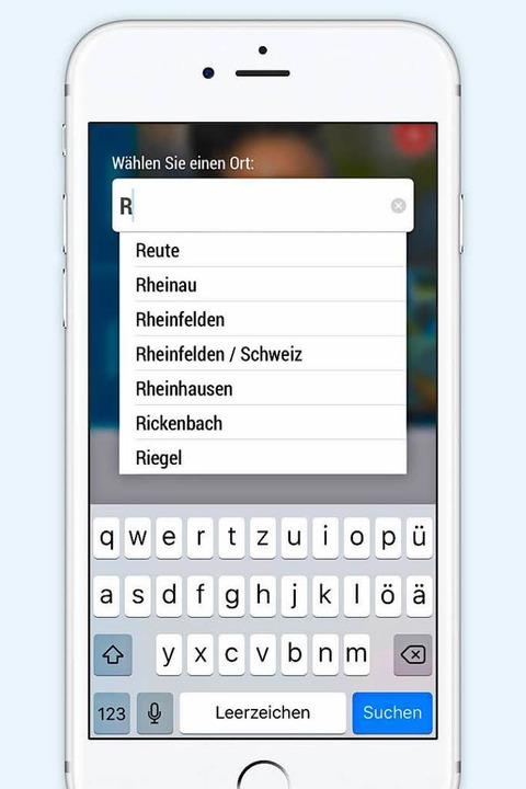 Eine der beliebtesten Funktionen ist d...iner News-Kachel anzeigen lassen kann.  | Foto: bz