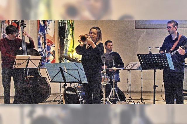 Jazzkonzert in der Kirche kommt gut an